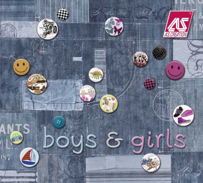Tapety Boys and Girls 4