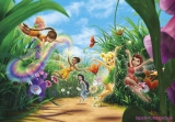 Fototapeta Komar Fairies Meadow 8-466 | 368 x 254 cm