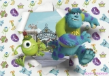 Fototapeta Komar Monsters inc. 8-471 | 368 x 254 cm